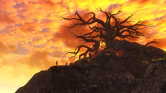 The Witcher 3 (de:mo) Tags: witcher3 giant tree