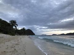 (Cheeseisboss) Tags: landscape sand mountain trees bvi beach
