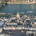 Kölner Altstadt Luftbild