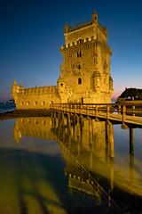 DSCF1388 (Thorsten Burkard) Tags: unesco world heritage sunset torre belém lissabon lisboa tower