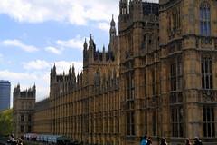 Houses of Parliament (rougetete) Tags: england uk london unitedkingdom britain westminster palaceofwestminster houseofcommons housesofparliament