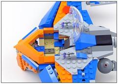 LEGO SuperHeroes Guardians of the Galaxy Vol 2 (2017) 27 (noriart) Tags: lego 2017 marvel comics komiks strażnicy galaktyki 76081 the milano vs abilisk 76079 ravager attack 76080 ayeshas revenge groot starlord mantis rocket raccoon recenzja 8studs guardians galaxy vol 2