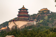 Above the Summer Palace (Matthew Warner) Tags: 2017 asia beijing china chinatourcom intertripscom jerrybennett matthewwarner summerpalace tourist geocountry exif:make=nikoncorporation geostate camera:model=nikond3200 exif:focallength=80mm geocity exif:model=nikond3200 geolocation geo:lon=11627275833333 exif:isospeed=200 exif:lens=1801400mmf3556 geo:lat=3999597 exif:aperture=ƒ53 camera:make=nikoncorporation