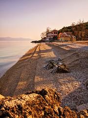 Plaža Sv. Ivan u Mošćeničkoj Dragi (MountMan Photo) Tags: plaža mošćeničkadraga liburnia primorskogoranska croatia landscape beach more sea
