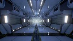 Long Halls (Gothicpolar) Tags: turing test space ship scifi game pc screenshot scene pretty