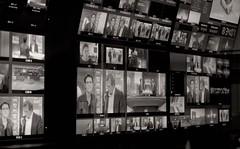 _DSF3623 copie (sergedignazio) Tags: france paris fuji xpro2 nathalie arthaud jeanjacques bourdin bfm élection présidentielle émission entretien dembauche