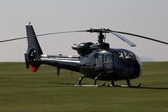 Aerospatiale SA341G Gazelle N505HA (NTG's pictures) Tags: middlewallop hampshireengland gazelle50th anniversary fly in aac alat raf faa aerospatiale sa341g gazelle n505ha