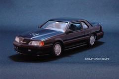'87 Thunderbird Turbo Coupe 4 (DOLPHIN☆CRAFT) Tags: ford thunderbird turbo coupe 1987 フォード サンダーバード ターボ クーペ プラモデル