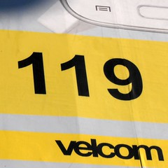 119 (Navi-Gator) Tags: 119 number odd yellow