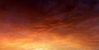 Fire in the sky - Du feu dans le ciel