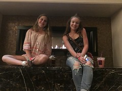 IMG_2504 (1dlover12311) Tags: cool people doing things lol whats up maddie randi laney jorden