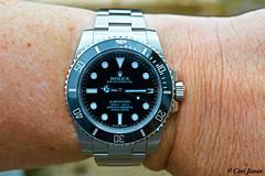 Rolex Non-Date Submariner 114060 (cerij4242) Tags: watches wristwatch wristwatches rolex time timepiece horology ticktock