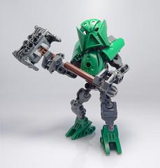 Ridor (Vorred) Tags: bionicle vorred lego moc mocs ridor elegy lost matoran lematoran misprint mask revamp comic