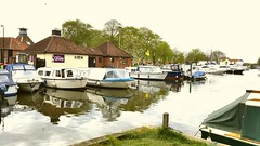 2017-04-23_01-44-21 (madmax557) Tags: beccles boats boating river riflection rivers eastanglia suffolk
