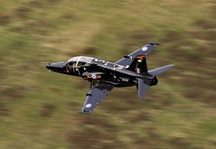 VALLEY BOYS (Dafydd RJ Phillips) Tags: zk029 t2 hawk systems bae valley raf shutter slow loop mach aviation military jet fighter