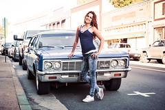 Star (Carrie McGann) Tags: amanda chevrolet impala placerville 042017 nikon interesting