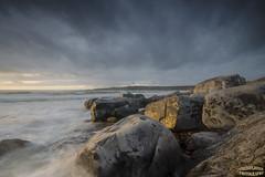 Freshwater West Pembrokeshire (alisonjonesphotography) Tags: harrypotter filmlocation slowshutter longexposure pembrokeshire coastalpath landscape seaandsky sunset wales cymru beach coast