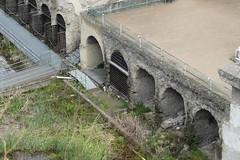 010 Shoreline  Storerooms (boathouses), Herculaneum (8) (tobeytravels) Tags: herculaneum shoreline storage boathouse bodies skeletons