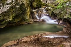 Le Ruisseau du Grenant 02 (glassonlaurent) Tags: canyon du grenand cascade 73 savoie france rivière water waterfalls landscape paysage eau ruisseau la bridoire
