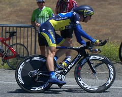 MORKOV, Michael (leev13tourofcal2012) Tags: california 6 cycling san tour time stage jose may bank professional 17 trial saxo tinkoff 2013