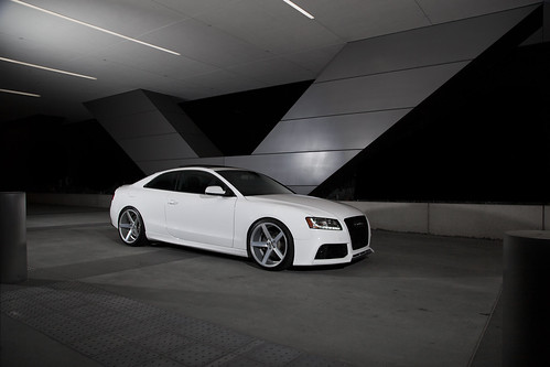 Audi A5 Vossen Wheels