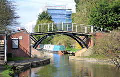 Aylesbury Arm (R~P~M) Tags: uk greatbritain bridge england canal unitedkingdom buckinghamshire aylesbury bucks waterway grandunion
