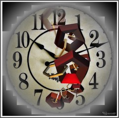 time's up (bloorose-thanks 4 all the faves!!) Tags: abstract 3d fractal incendia