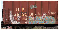 3673113046_8e218ab4c7_o (stayfarawayfrom5hoe) Tags: train graffiti oakland bay san francisco nave area be ra smc gmc freight tak udm naver emr wkt naveo amck udmk