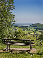 View to River Severn and the Cotswold Hills (Christopher Smith1) Tags: vertical countryside view scenic scene gloucestershire severn riversevern forestofdean cotswold mitcheldean plumphill