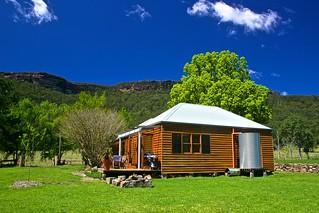 Keevers Cottage, Kangaroo Valley