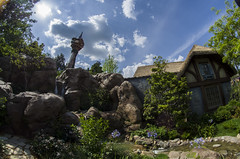 IMGP9737 (Michael Supinski) Tags: world street new our usa mountain castle its balloons square mouse liberty little florida space magic main small kingdom disney mickey haunted well fisheye peter journey pooh tavern be pan mansion cinderella guest mermaid wdw winnie walt tomorrowland thunder gaston fantasyland partners adventureland frontierland wishing the a