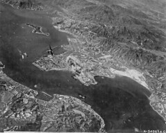 US Air attack in 1944 on Hong Kong (SSAVE) Tags: hongkong japanese wwii worldwarii nara kowloon usaaf