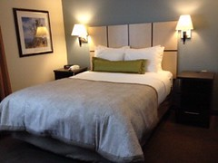 Queen Bed (candlewoodsuitesarlington) Tags: pets cowboys kids arlington shopping fun hotel harbor dallas gm general flags gazebo motors business entertainment papa government leisure six rangers staples johns suites hurrican candlewood vought areospace