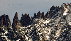 Arete des Grands Montets ( Chamonix ) _DSC1336 g r 72 esf la ma (tomas meson) Tags: alpes nieve chamonix escalada montblanc roca tomasmeson