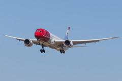 LEAL - Boeing 787-8 Dreamliner EI-LNA (David Tobarra ) Tags: espaa spain sony norwegian alicante boeing alpha 787 dreamliner norwegianairshuttle nex5