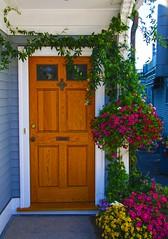 Doorway Flowers