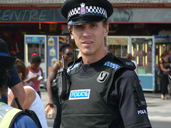 Police 03 (Blick_Demon) Tags: police uniforms officer policeman