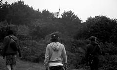 normandy 12 (ondey) Tags: world ocean 2 bw white black france beach cemetery death coast memorial war d den h overlord beaches second soldiers omaha normandie normandy dday invasion francie pontoons pontoon ponton smrt památník čb hřbitov pláž kříže hodina černobílá válka černobílé invaze hhour pobřeží vojáci světová pontony