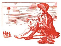 Gulliver - Staynes1912 _088 (biblioness) Tags: escape gulliver jonathanswift gulliverstravels pastaynes staynes1912