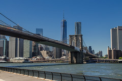 BK Bridge Park, Sept 6 - 2 (Kelly Hafermann Photography) Tags: nyc newyorkcity ny skyline brooklyn manhattan worldtradecenter september brooklynbridge wtc bk brooklynbridgepark september6 0906 lowermahattan 2013 1wtc