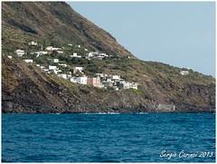 Stromboli - Ginostra (farsergio) Tags: travel sea italy island europa europe italia raw mare viaggio vacanza sicilia messina vulcano eolie stromboli isola tirreno ginostra farsergio canong15