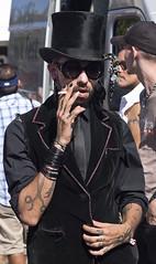 Steam Punk 1 (deepchi1) Tags: sanfrancisco california gay leather festival bondage piercing transvestites homosexual transexual streetpeople folsomstreet sadism masochism folsomstreetfestival
