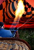 Big Flamer! (stevenbulman44) Tags: morning autumn color fall festival race canon fire town balloon flame pilot highriver 1740f40l 5dmarkii