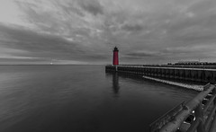 Pierhead Light (olsonj) Tags: lighthouse lake michigan milwaukee piearheadlight
