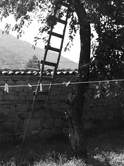 clothes line (Carine&Tom) Tags: europe monastery bulgaria monastre bulgarie monasteries staraplanina   monastres kapinovo  bulgarianmonasteries  grandbalkan  centralbulgaria kapinovomonastery