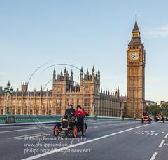 _W9O2173 (Philip Pound Photography) Tags: bridge westminster car vintage rally housesofparliament bigben clocktower veteran londonbrighton rac westminsterbridge londontobrighton 2013 lbvcr november2013 226ah2