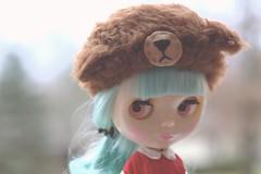 poppy in bear hat 3 small