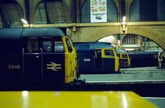 a40047D 5646 1508 1500 Kings Cross 26 Jul 73 (Dave58282) Tags: british eastern region railways 1500 1973 1508 5646