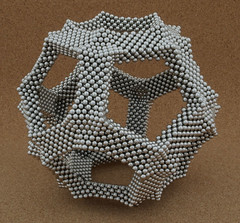 Layered Triangle Variation Diagonal Edge Dodecahedron (Mathnetism) Tags: triangle magnets diagonal zen edge variation dodecahedron layered neodymium