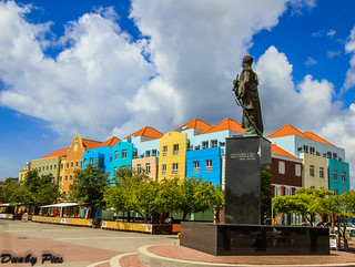 A Historic & Monumental Curacao Dutch Antilles